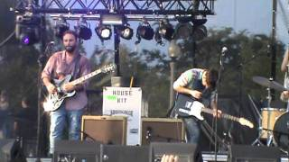 Sun Hands by Local Natives live at Lollapalooza