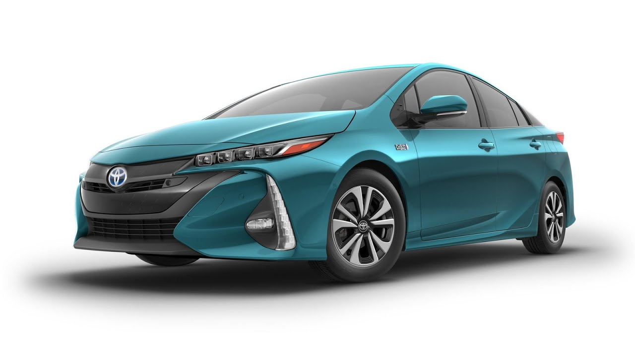 2017 Toyota Prius Prime Hybrid Concept to debut at New ...