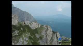 Visit Romania - Crucea Eroilor Neamului - Muntii Bucegi