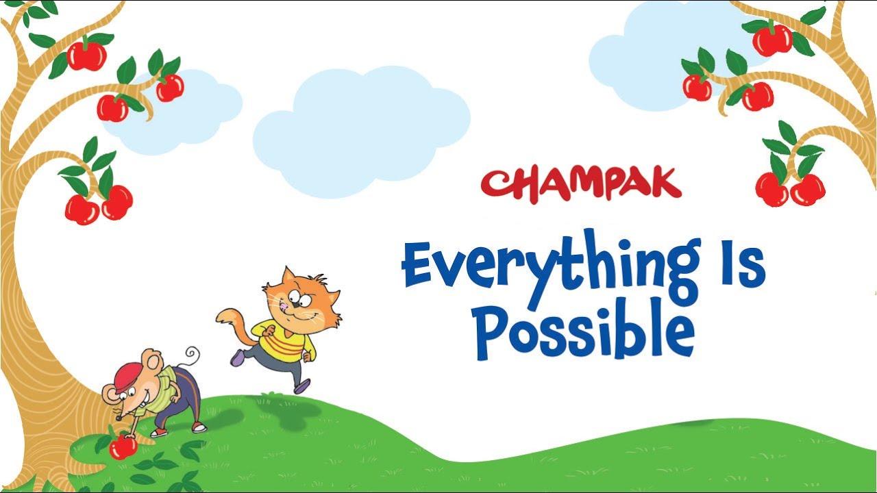 In english pdf champak