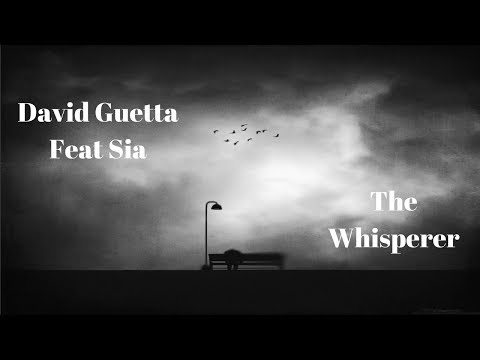 David Guetta ft. Sia - The Whisperer:歌詞+中文翻譯