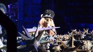 Lady Gaga - The Queen (Live/Subtitulado en Español)