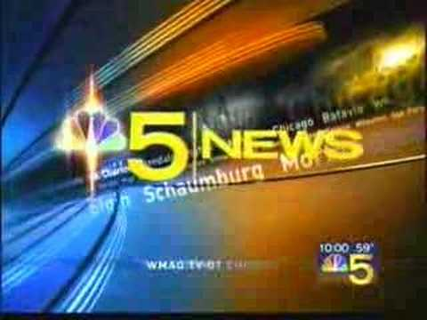 NBC 5 News at 10 Open