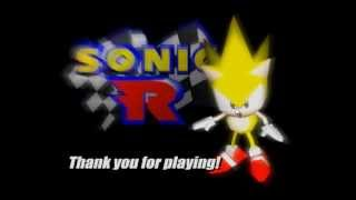 Sonic R - End Credits Music