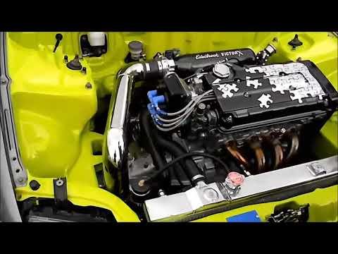 CLEAN Honda Civics & Vtec engines