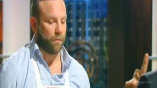 Masterchef Season 5 Episode 11 (US 2014)-Cutter Gaining Momentum Great Caramelle Dish