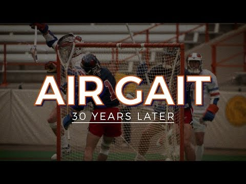 Syracuse's Air Gait: The play that changed college lacrosse (video)