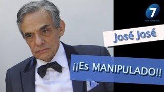 ¡José José es MANIPULADO!/ Multimedia 7
