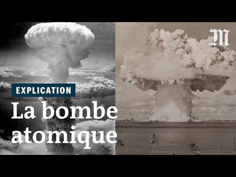 Comment fonctionne une bombe atomique ?