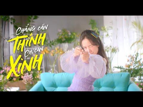 Chẳng Cần Thính Chỉ Cần Xinh (#CCTCCX) | Phương Ly ft JustaTee x Vinamilk Yomilk | Official MV
