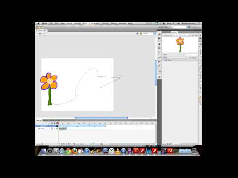 Concepts of Interactive using Flash for animation