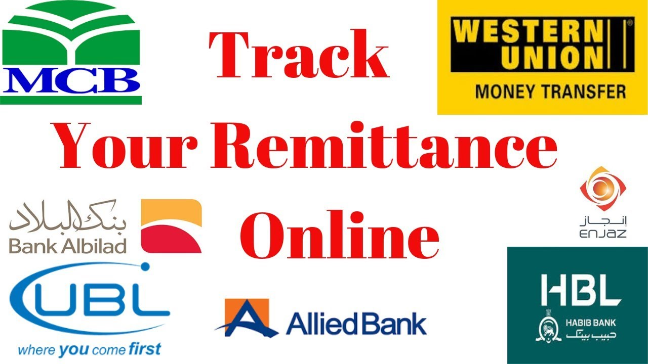 How To Track Remittance Online With Enjaz Bank 2019 | Remittance Tracking  HBL
