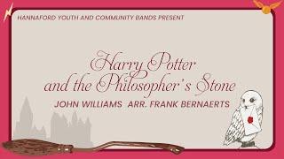Harry Potter and the Philosopher's Stone - John Williams, arr. Frank Bernaerts