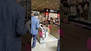 오사카 칸사이공항 이코카교통카드