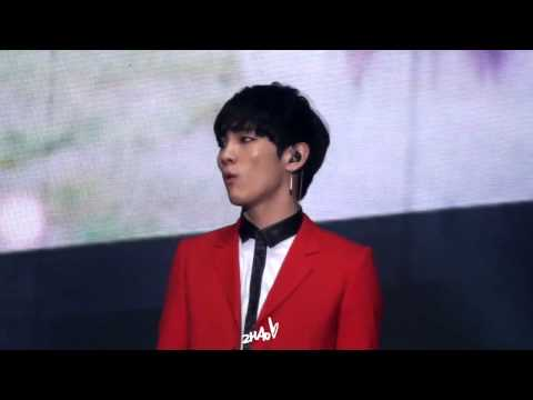 [ZHAO] 131130 SHINee Festival in Shanghai - KEY cut