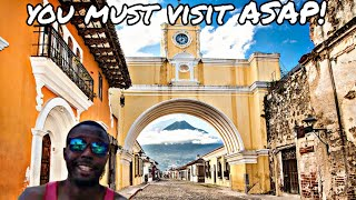 Guatemala 🇬🇹 Travel Vlog: Antigua is a HIDDEN GEM!