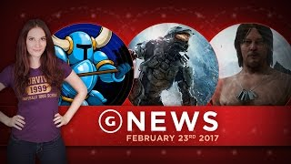 More Nintendo Switch Launch Titles & Halo 6 Will Have Split-Screen - GS Daily News
