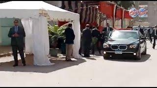مصر تنتخب   وزير الداخلية يدلي بصوته في الانتخابات الرئاسية