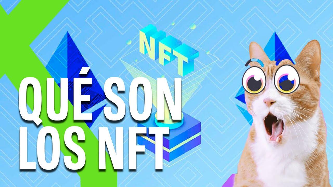Qué son los NFT y por qué un avatar de gatito se VENDE a 115.00$