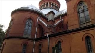 Достопримечательности Черновцов - Армянская церковь(Армянская церковь (Черновцы) была спроектирована знаменитым архитектором из Чехии, автором легендарной..., 2015-11-03T05:45:25.000Z)