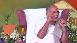 Pujya Bhaishri Rameshbhai Oza with Youth & Ekal Children (Question Answer Session)