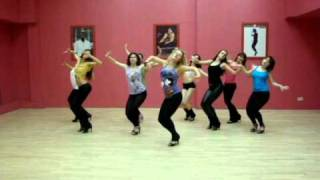 Christina Aguilera - Show me how you Burlesque choreography Maria Ivanova
