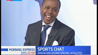 Sports Chat: Focus on intellectual disability