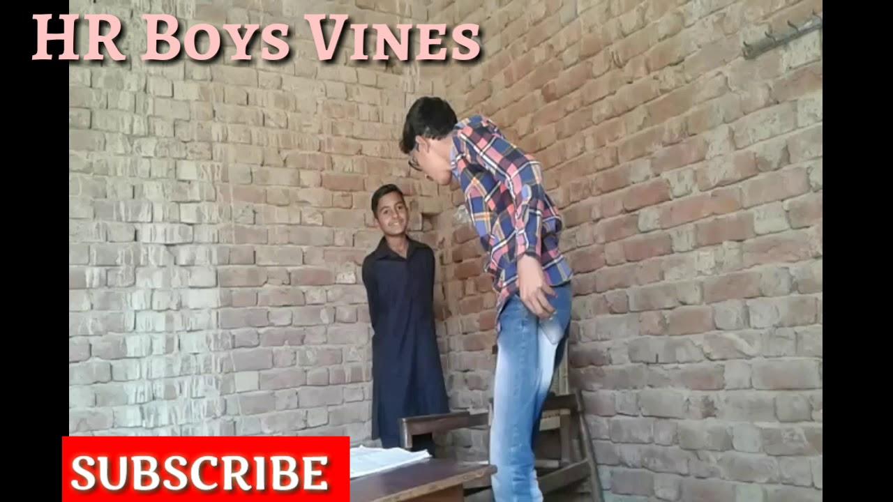 सैतान_बच्चे_परेशान_मास्टर PART-1 full Haryanvi and Rajasthani comedy Vine HR Boys vines