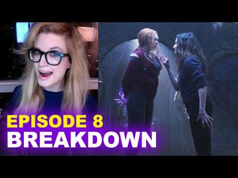 WandaVision Episode 8 BREAKDOWN! Spoilers! Easter Eggs & Ending Explained! - Beyond The