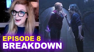 WandaVision Episode 8 BREAKDOWN! Spoilers! Easter Eggs & Ending Explained!