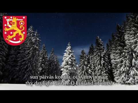 Finnish National Song -Finlandia hymni