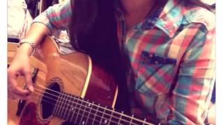 [GUITAR COVER] Hạnh Phúc Mới - Phạm Quỳnh Anh ^^ ( Viet Ver )