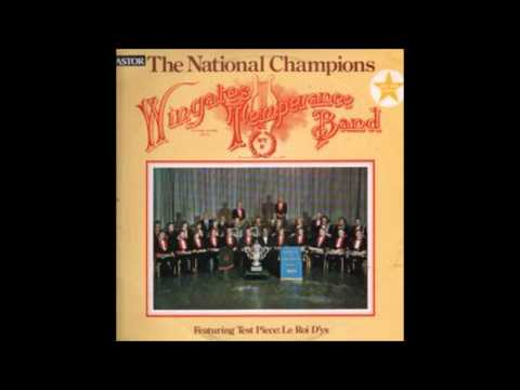 Trombones on Broadway by Roger Barsotti played by Wingates Band 1970.