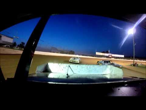 whynot motorsports park street stock heat race 5/9/15  Jeffery Walker