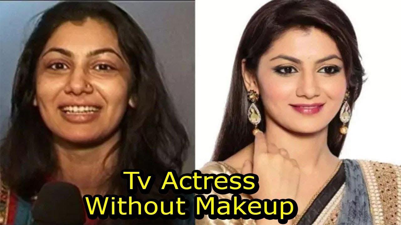 indian tv actress without makeup | shocking look