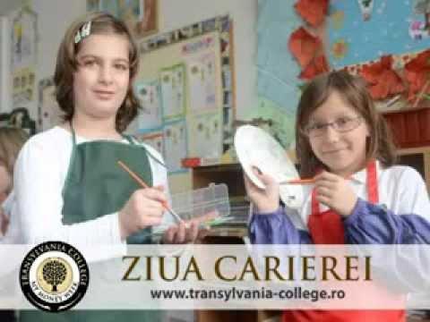 MY MONEY WEEK 2012 - Transylvania College   The Cambridge International School in Cluj