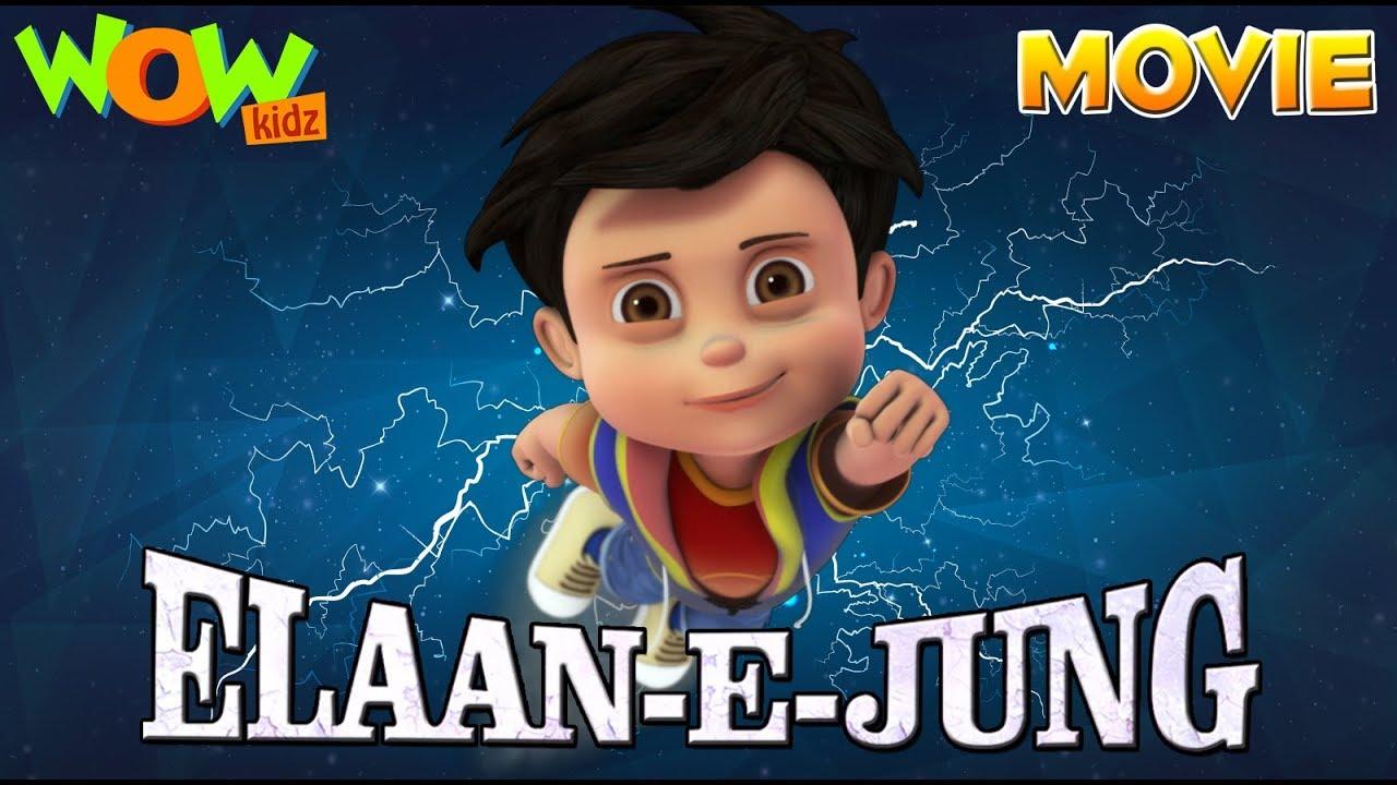 Download Ailan - E -Jung   HERO No 1   Khiladiyon Ka Khiladi - Vir: The Robot Boy Movie Compilation