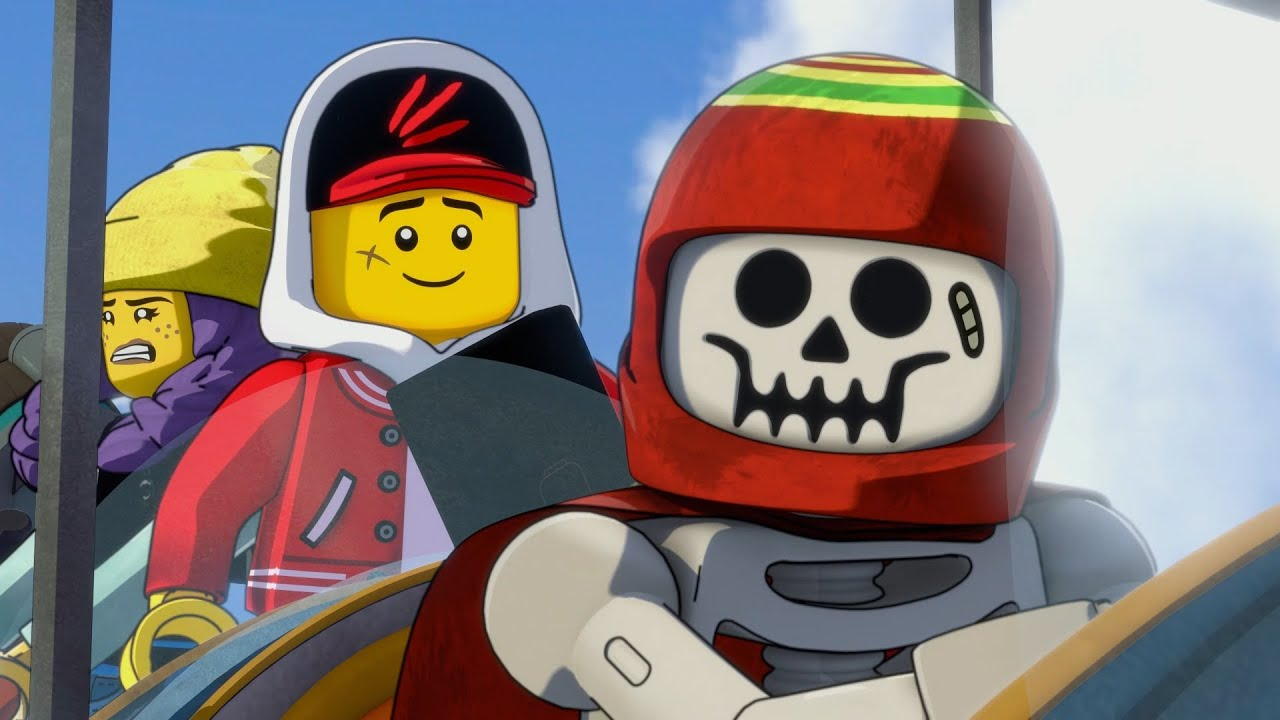 Download LEGO Hidden Side Mini Movies 2020 Compilation   Full Animated Episodes 10-20