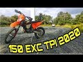 Ktm 150 Exc Tpi 2020   Test & Recensione
