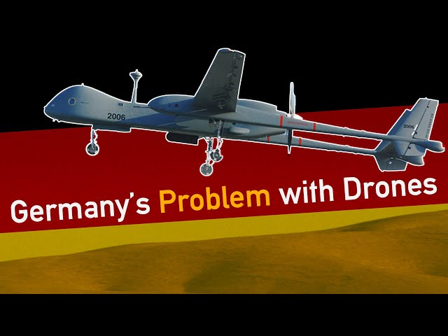 Armed Drones: A Very German Drama