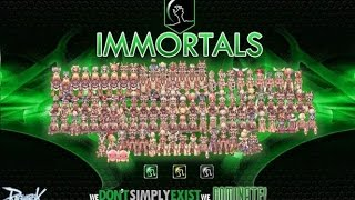 Immortals Debut WOE Sakray Server 08/28/15