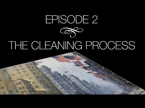 "The Conservation of Guy Wiggins - Episode 2: "" The Cleaning Process"""