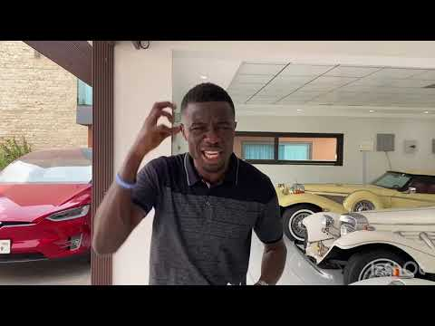 KWAKU MANU SHOW UP ALL DR KWAME DESPITE'S LUXURY CARS 🚗 IN HIS HOUSE ON HIS BIRTHDAY ❤️🤩🤩 WOW