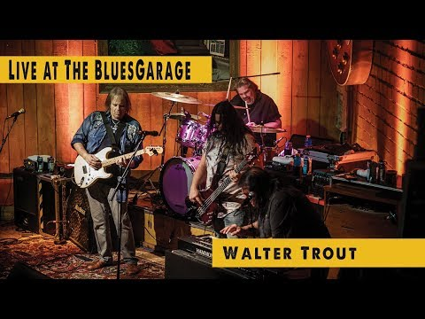 Walter Trout - Blues Garage - 25.10.2017