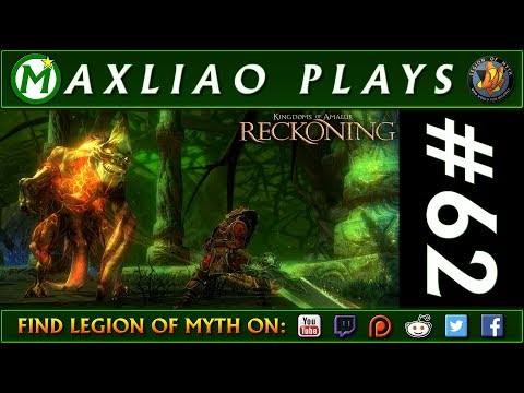 MaxLiao streams Kingdoms of Amalur: Reckoning - (#62)