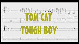 北斗の拳 TOUGH BOY - TOM★CAT[Guitar & Bass TAB]