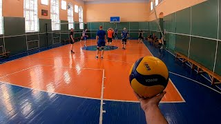 Волейбол от первого лица. Новые кроссовки Mizuno | 2 СЕЗОН | 3 серия