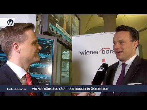 """CEO Christoph Boschan: """"Die Wiener Börse ist für Aktionäre sehr interessant"""""""