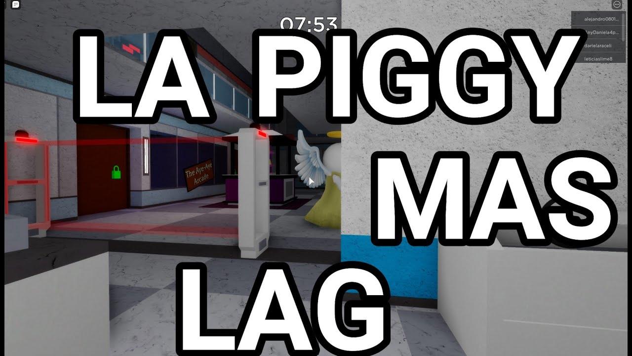 LA PIGGY MAS LAG QUE UNA VACA💢💢