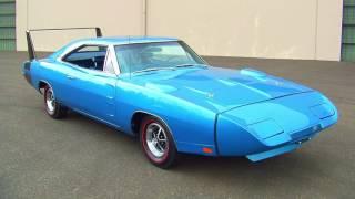 Muscle Car Of The Week Video Episode #166:  1969 Dodge Daytona 440